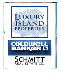 Coldwell Bankers Schmitt Real Estate Co. Logo about Luxury Island Properties